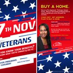 Image for the Tweet beginning: Valuable information for our Veterans!