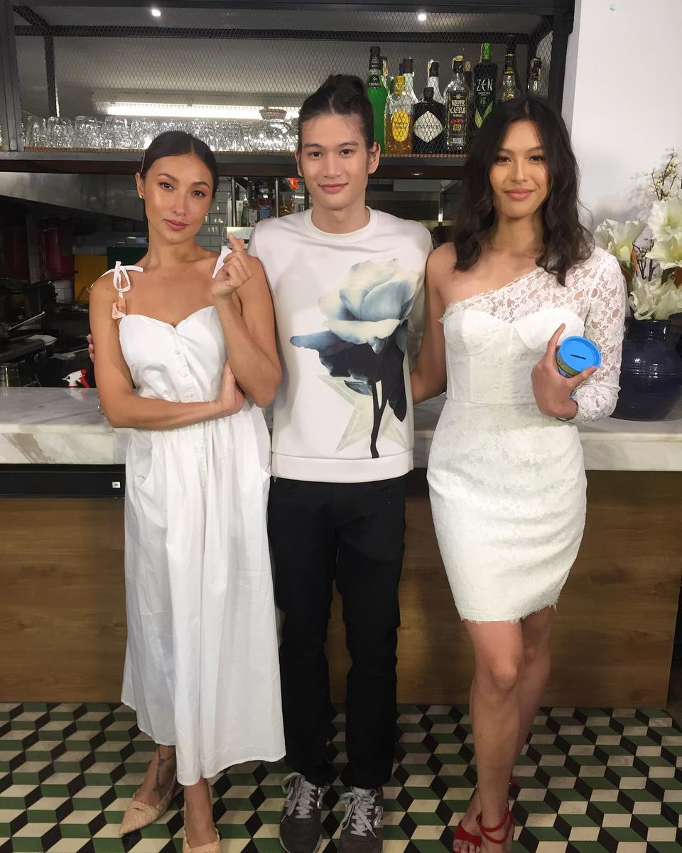 It&#39;s going to be another exciting and fun Sat night. Our foodies @gilcuerva and @solennheussaff  will travel to Balestier to taste Singaporean and modern dishes with Michelle Dee. Tonight at 8:45pm on GMA News TV! @TasteBuddiesTV #TBCrazyFeelingRichAsians<br>http://pic.twitter.com/fyJQY8yiL3