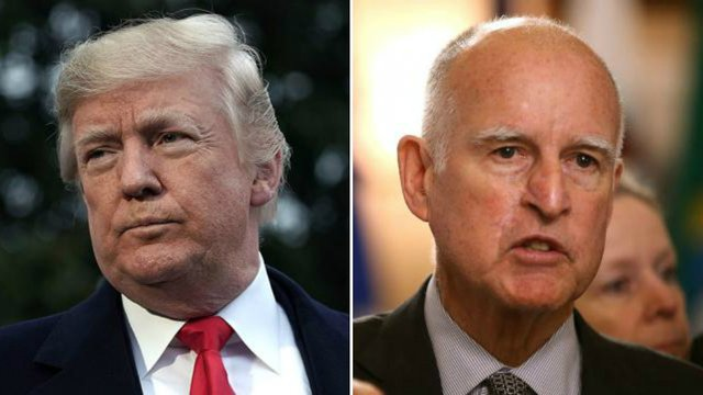 JUST IN: Jerry Brown joining Trump to tour wildfire damage in California https://t.co/7Smy8gJkng https://t.co/72TQwgxbIT