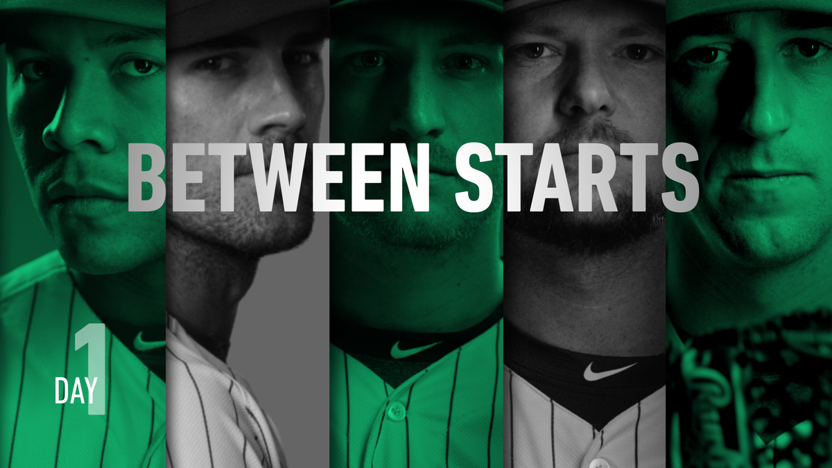 Days until pitchers and catchers report: 2⃣  Rewatch the full Between Starts series, presented by @Biofreeze. ➡️ http://bit.ly/2RVBTS5