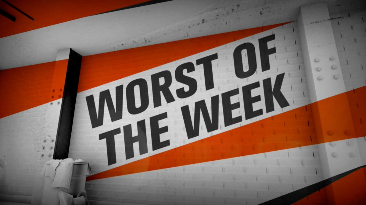 Who will take home the dishonor this week? It's #TheStarters 'Worst of the Week!'