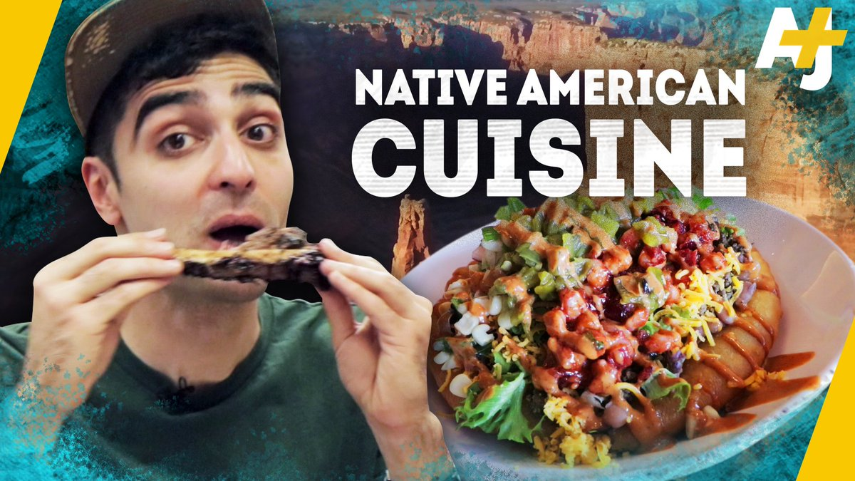 Native American cuisine is Americas first food, dating back some 10,000 years. So why dont we see Native restaurants on every street corner in the U.S.?