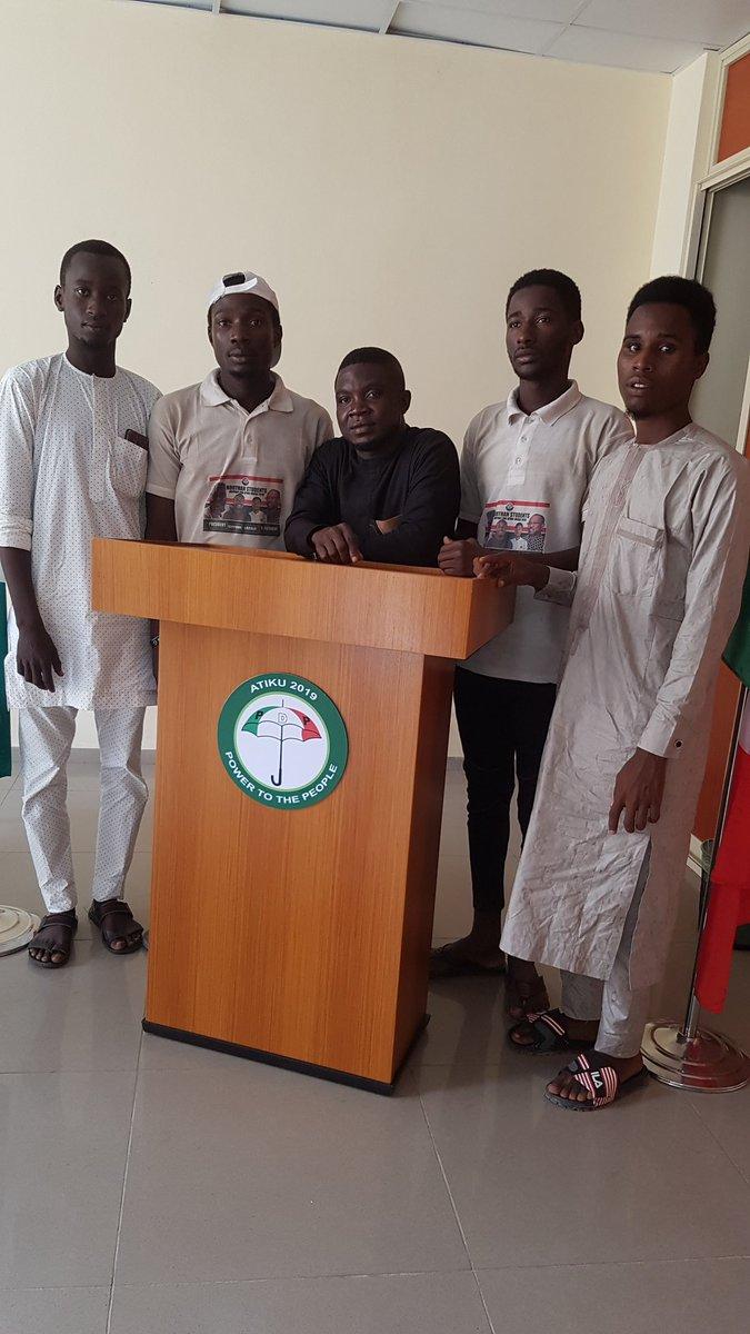atiku abubakar national student support networt anetwort twitter