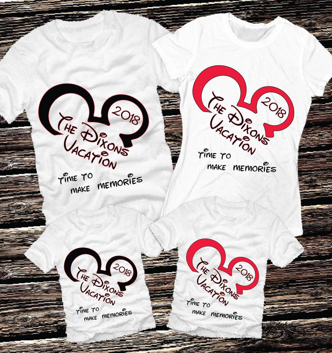 3c7eddc05694a ... shirts Disney Shirts 2018 Disney Trip shirt Custom Disney Ears Family  Matching Disney Shirts Disney World Disneyland trip https://etsy.me/2KgtFC1  ...