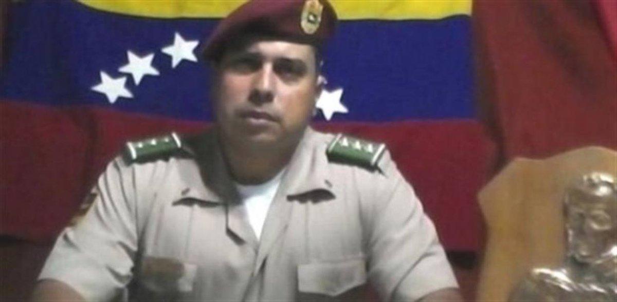 [EXCLUSIVA] Denunciaron torturas al capitán Caguaripano durante su audiencia previa https://t.co/TgASle8SgY  https://t.co/upmxvOW1Xj