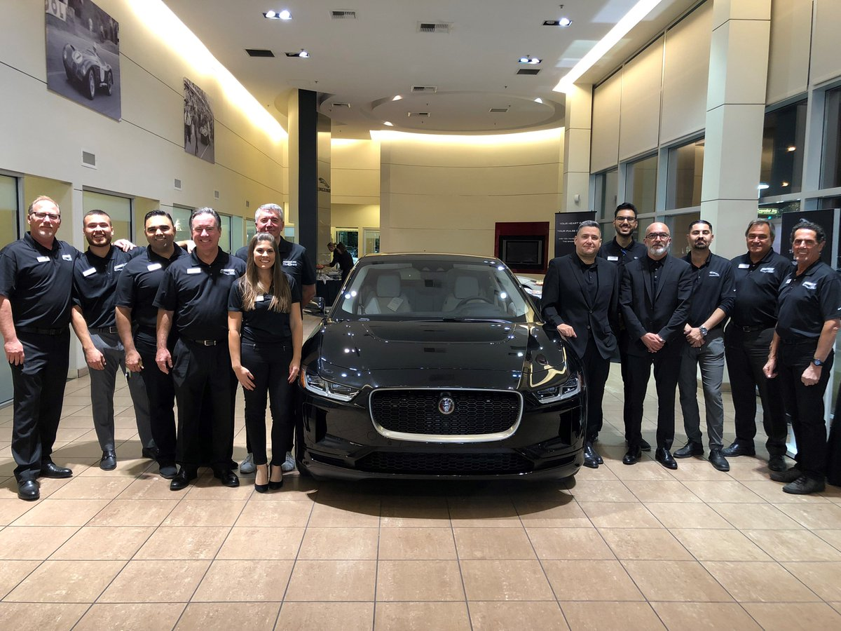Land Rover Cerritos >> Land Rover Cerritos On Twitter The Jaguar I Pace Launch Event At