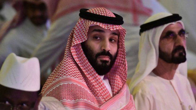 CIA concludes Saudi crown prince ordered Khashoggi murder: report https://t.co/oz2t0XCzOC