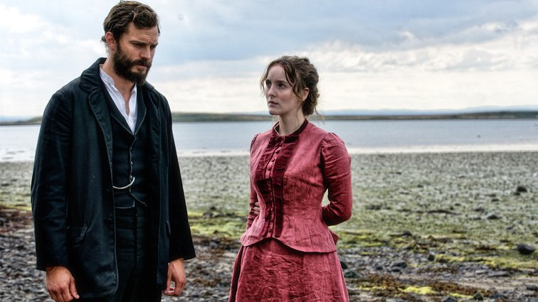 I&#39;m so proud and happy   Jamie has taken another step in his professional career, he is with Matthew Rhys one of the associate producers of &#39;#DeathAndNightingales&#39;, the new series of Allan Cubitt.  #JamieDornan #MatthewRhys @BBCTwo<br>http://pic.twitter.com/K8Xl2mjUWw