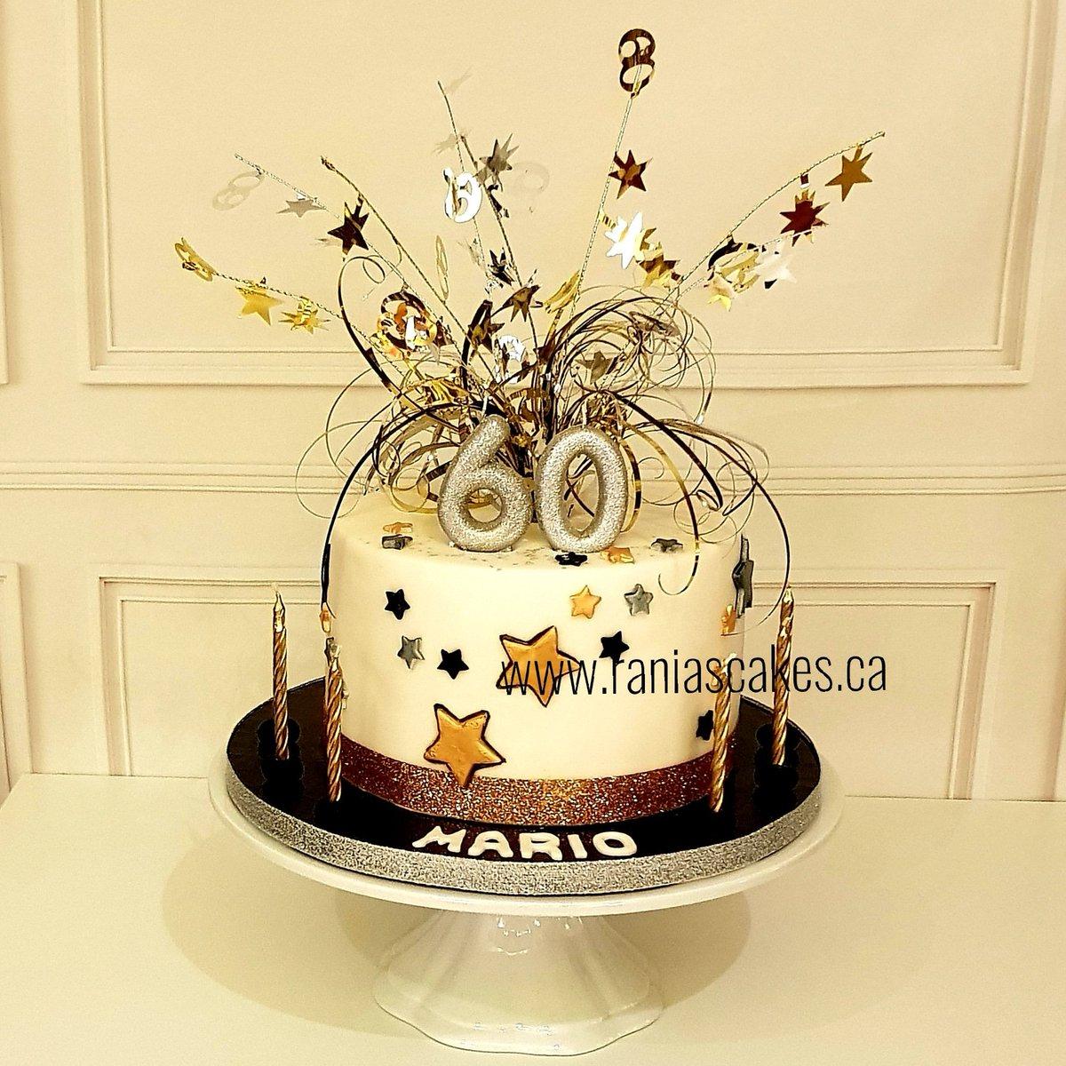 Strange Ranias Cakes On Twitter Happy 60Th Mario Birthday Cake Funny Birthday Cards Online Alyptdamsfinfo