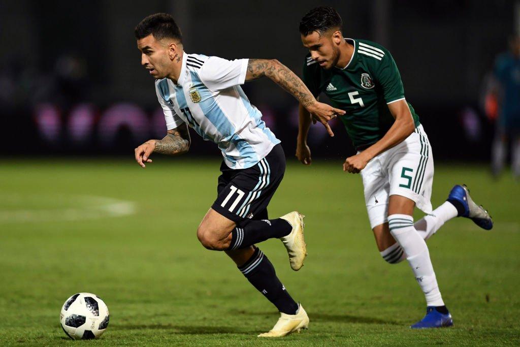 Argentina venció 2-0 a México en Amistoso Internacional