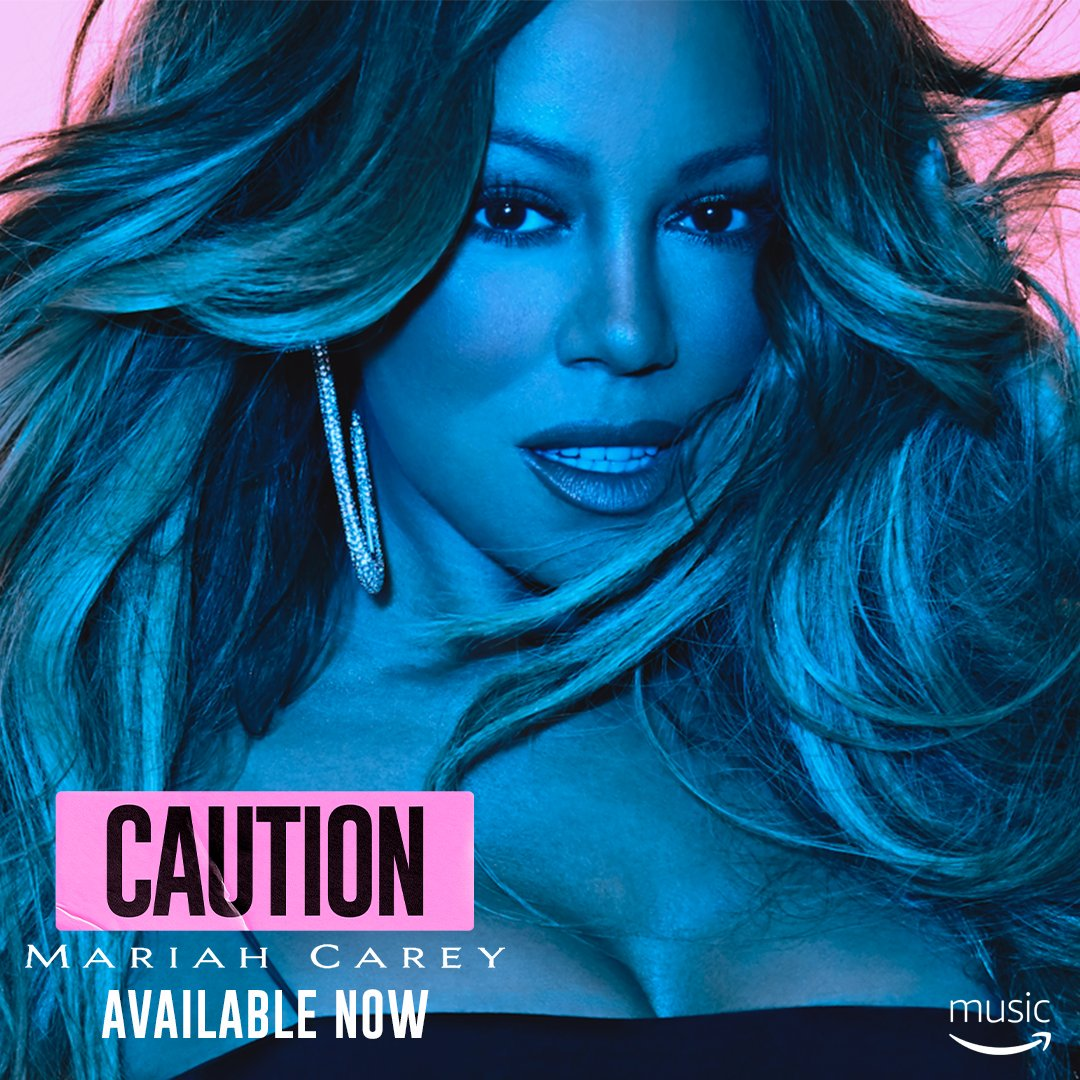Lambs, my new album #Caution is out now!! Go Stream it on @Amazonmusic ✨✨