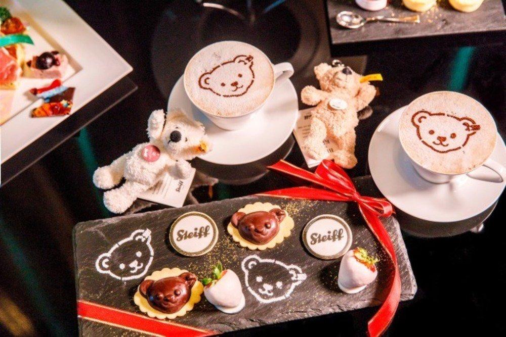 シュタイフのテディベアと楽しむアフタヌーンティー、ザ・プリンスギャラリー 東京紀尾井町で開催 - https://t.co/JTHhRBm0uF