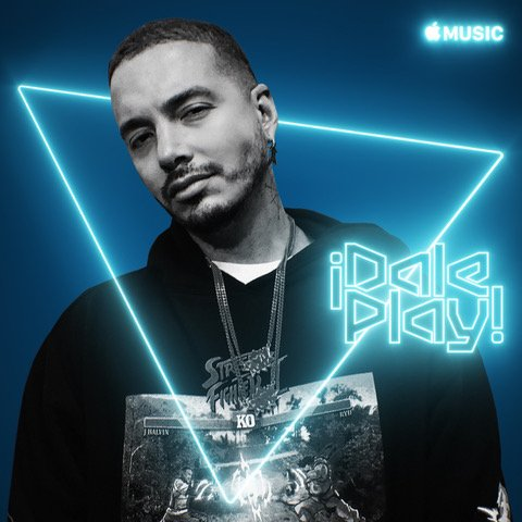 #Reggaeton from @JBALVIN is here! Listen now on the #DalePlay playlist: apple.co/daleplay