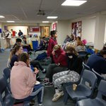 Image for the Tweet beginning: 6th Form Rough Sleep Out