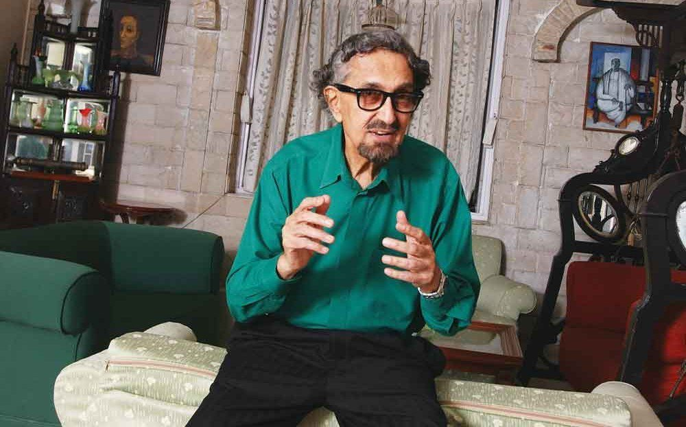 #AlyquePadamsee widely called the Brand Father of Indian advertising dies at 90 in Mumbai.