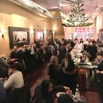 #fullhouse ! But no problem, we'll squeeze you in anytime. Come party tonight! #tgif  #phillywine #vintagesyndicate #diningout #centercityphiladelphia #midtownvillage #gayborhood #wine #wineknowledge  #winebar #wineclub #wineknowledgeiswinepower https://t.co/1ThCnC0tFi