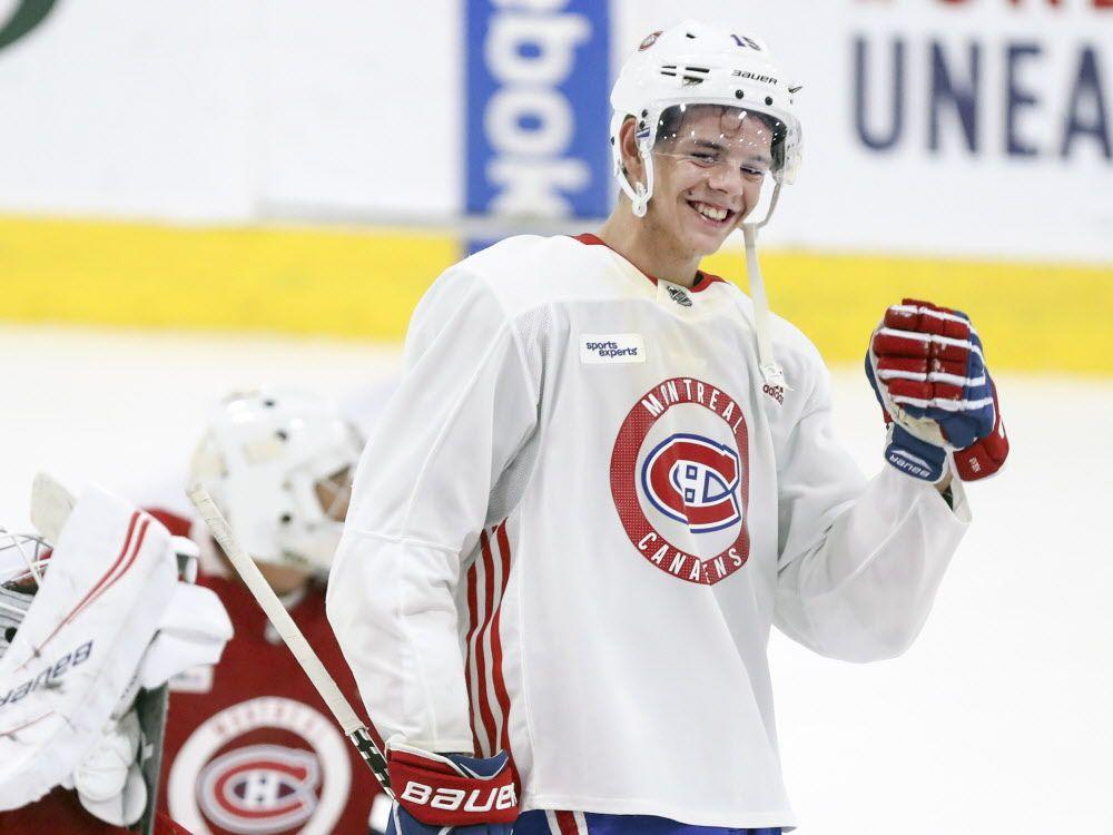 Stu Cowan: Life must be wonderful for Canadiens' Jesperi Kotkaniemi https://t.co/8WDSkmMmN5  #GoHabsGo https://t.co/AKXCFJbQhR