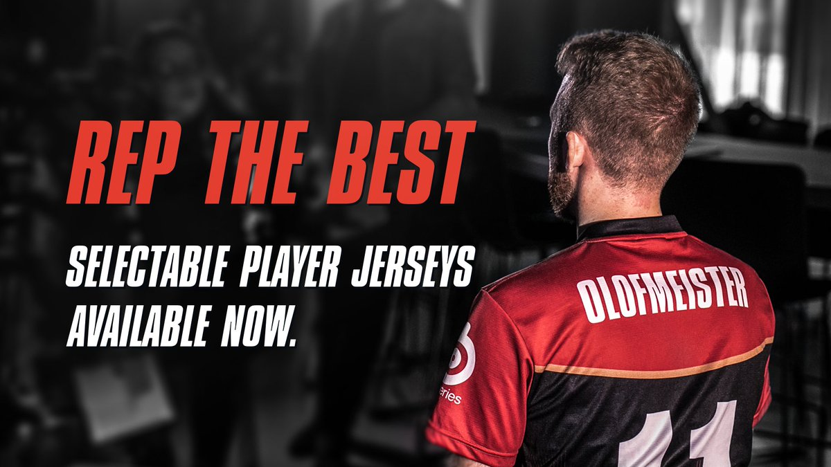All FaZe Clan pro player jerseys across our Call of Duty, Counter Strike, PUBG, Rainbow 6, FIFA, & Fortnite teams are now available for purchase! Who will you choose? 🛒 fazeclan.com/collections/je…