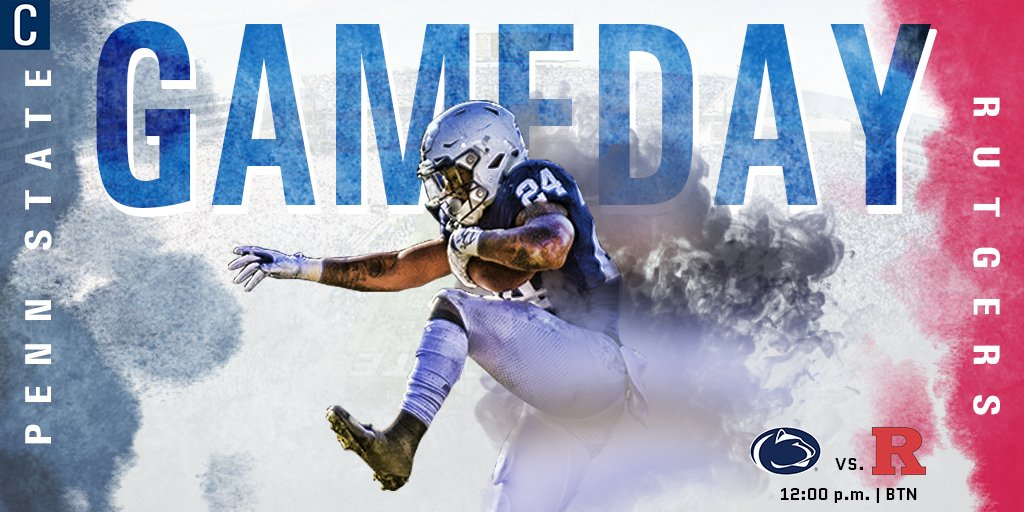 GAMEDAY  #PennState still has a New Year's Six bowl game in mind as it takes its final road trip of the season https://t.co/kOdP4BYj5z