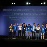 Image for the Tweet beginning: Congratulations to the @Tsinghua_Uni team