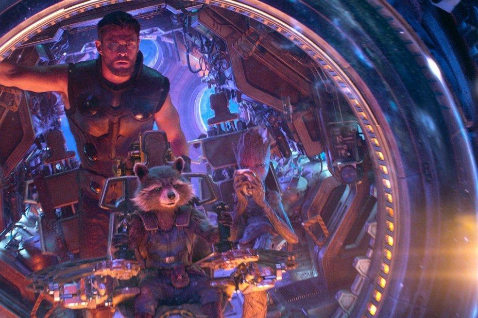 'Vengadores: Infinity War' estuvo a punto de mostrar al Ultimate Thor https://t.co/a0R77RmApR