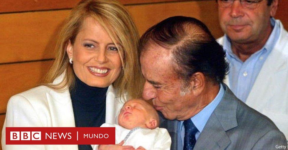 Máximo Menem: el hijo del expresidente de Argentina y Cecilia Bolocco será operado de un tumor cerebral https://t.co/8duS8z4Zw6