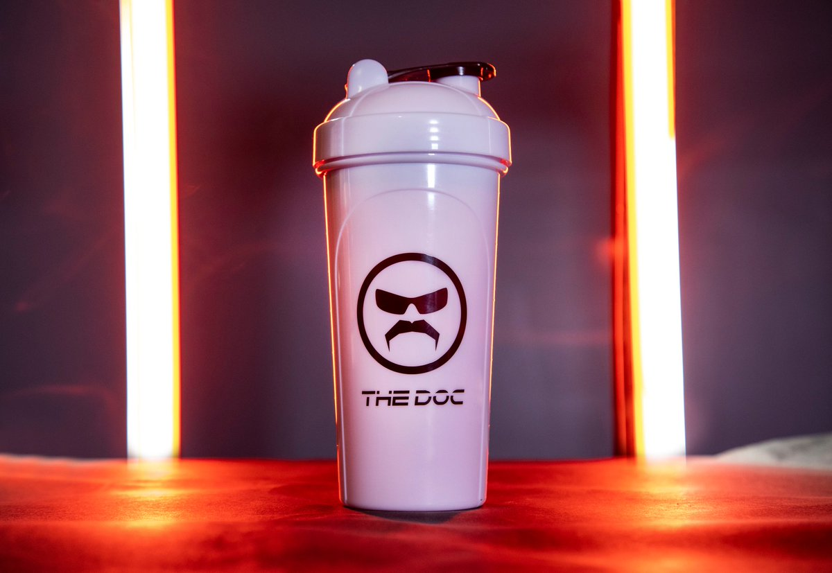 Our Black Friday-Exclusive The Mountaintop Shaker drops this Monday! Be ready! YAYAYAYAYAYA!!! #GFUEL x @drdisrespect gfuel.ly/2RWXxG0 🗻🔥