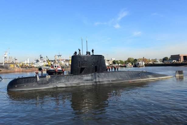Argentinian submarine found in the Atlantic a year after going missing https://t.co/j8Re1d4hJG