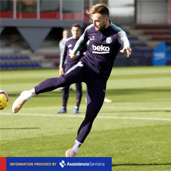 ❗ [INJURY NEWS] @ivanrakitic has a hamstring strain in his right leg. His return will depend on his recovery