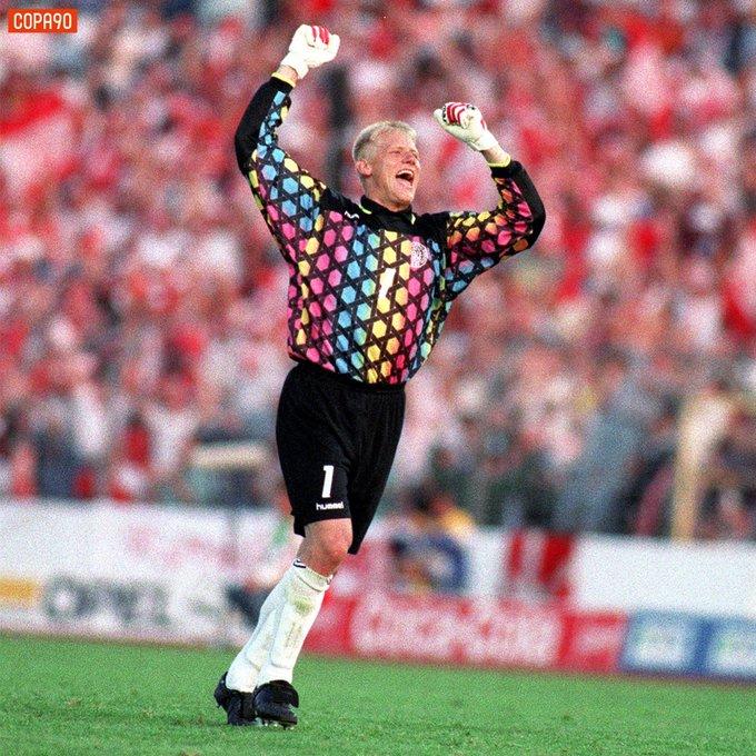 Happy Birthday to \The Great Dane\, Peter Schmeichel