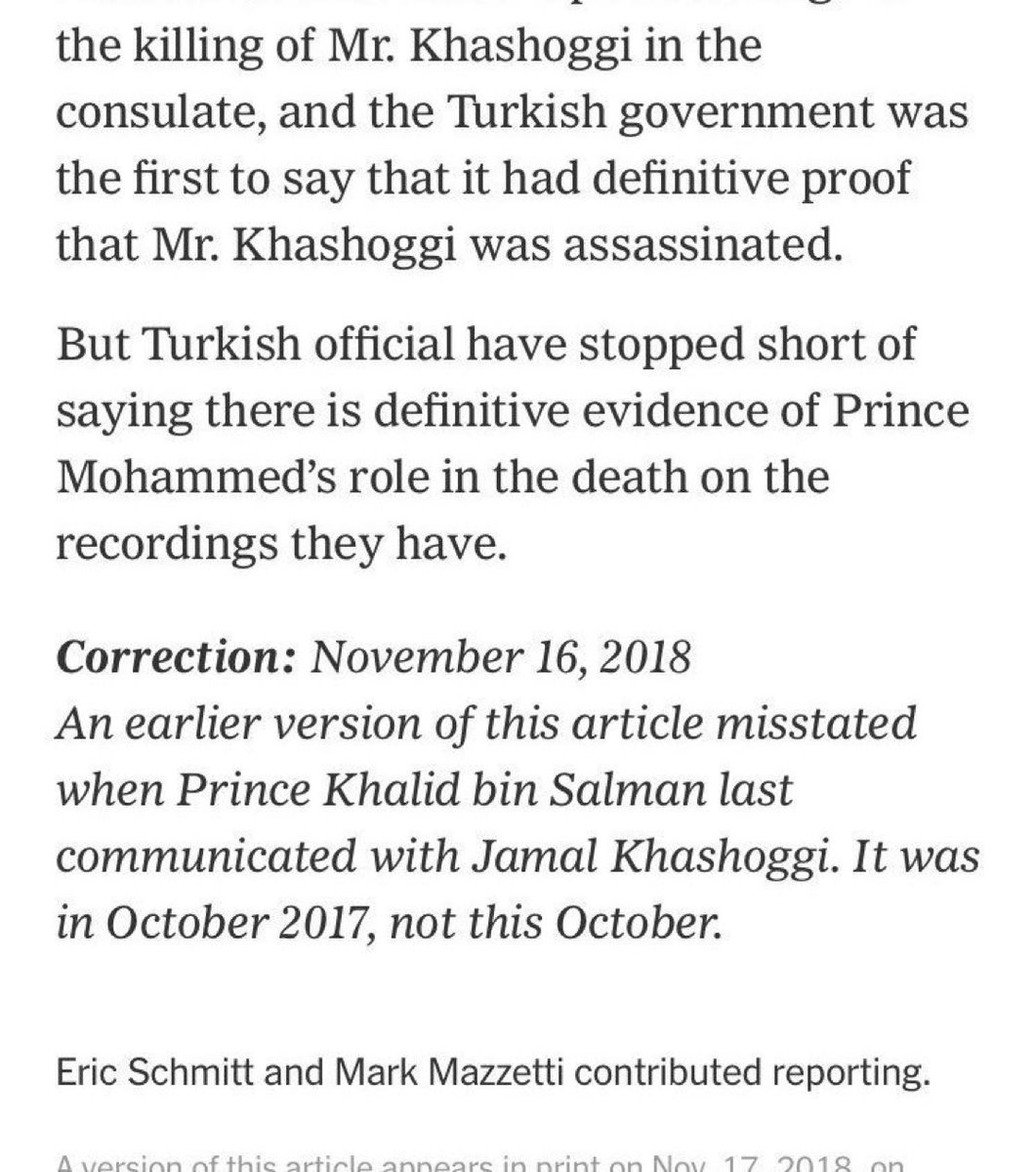"Fake @washingtonpost calls it ""correction"", it looks more like a deliberate intention to lie. I'd prefer the term ""witch hunt"". <br>http://pic.twitter.com/hzFjUwrD1o"