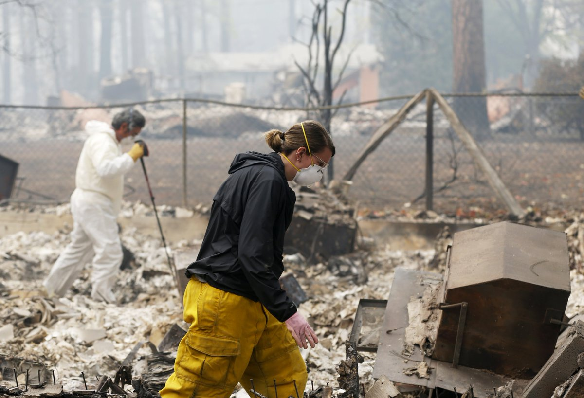Over 1,000 people missing in California #wildfire: authorities https://t.co/5m2CavQsQS