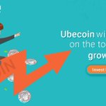 Image for the Tweet beginning: UBECOIN WILL TAKE YOU ON