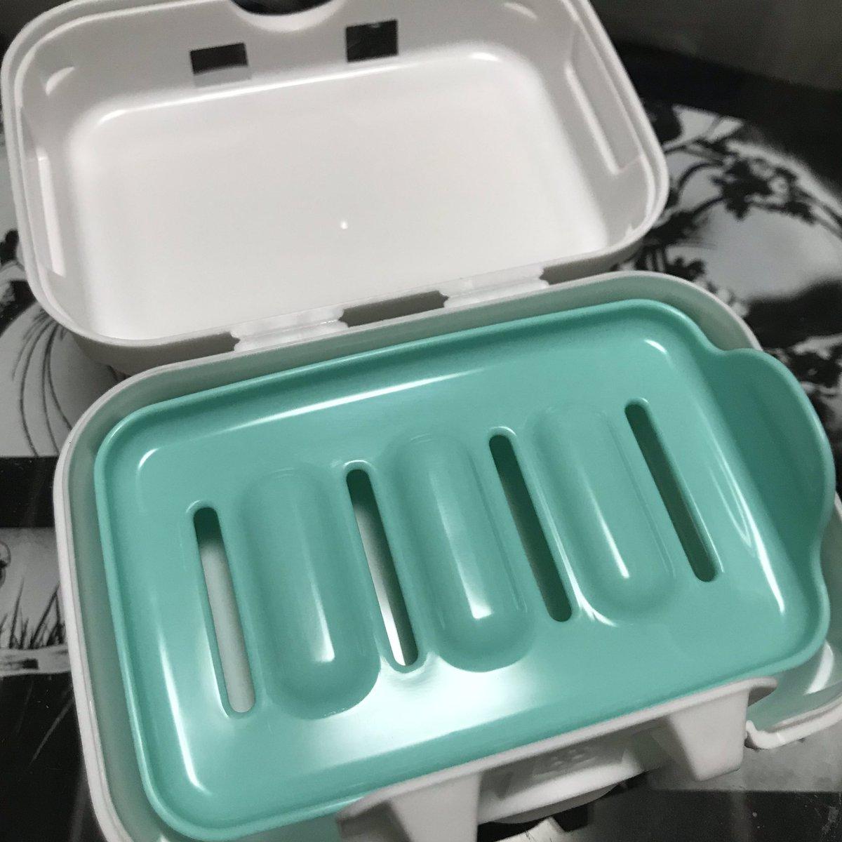 test ツイッターメディア - セリアの洗濯石けんケースがウタマロ石鹸意識しまくりで笑った #セリア #ウタマロ https://t.co/1NVWZggYoH