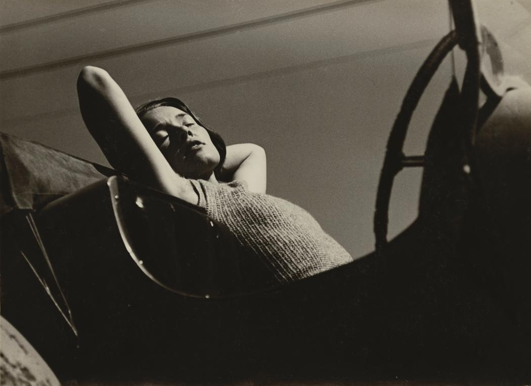 Lilo, 1932 © Andreas Feininger