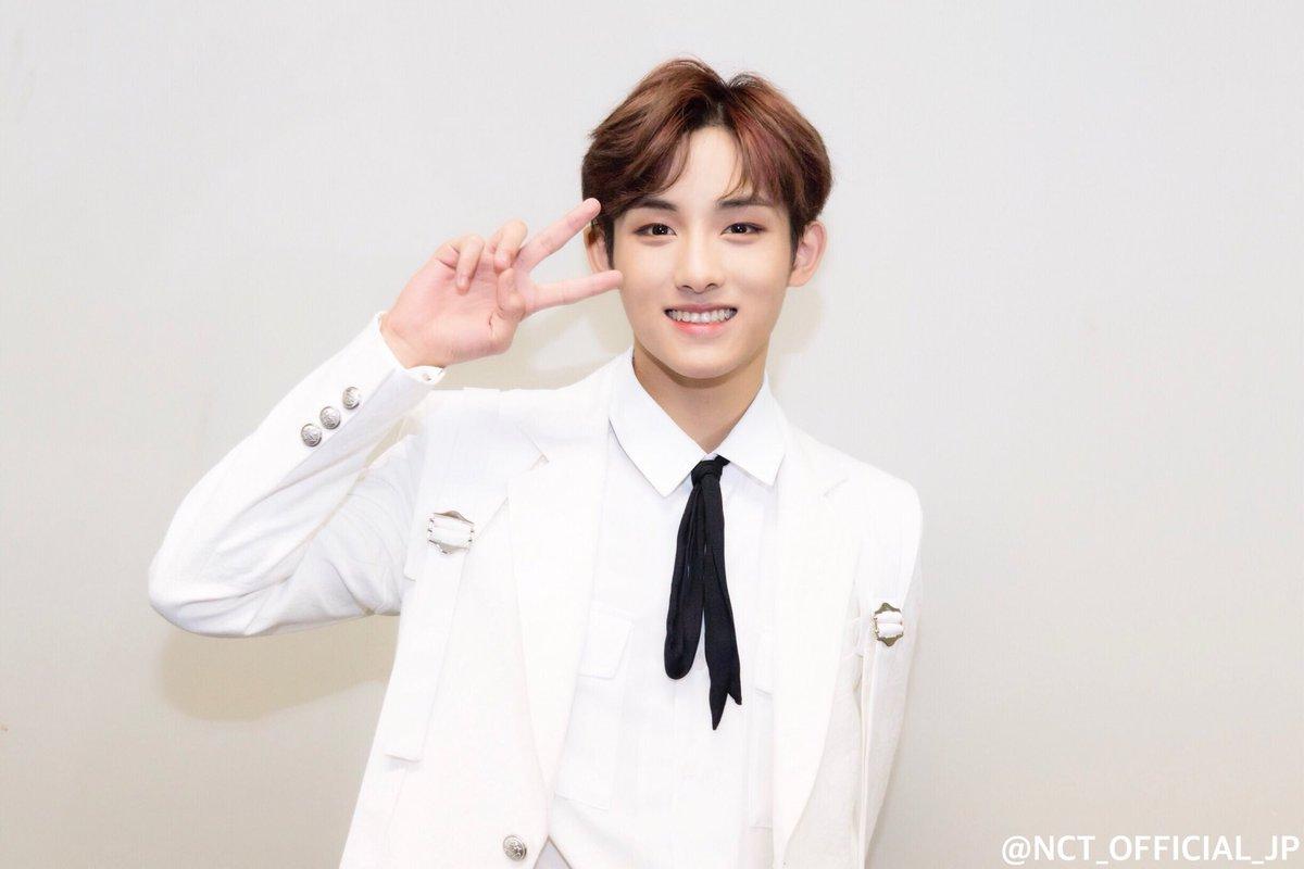 ウィンウィン Smile shot#WINWIN#NCT#NCT127