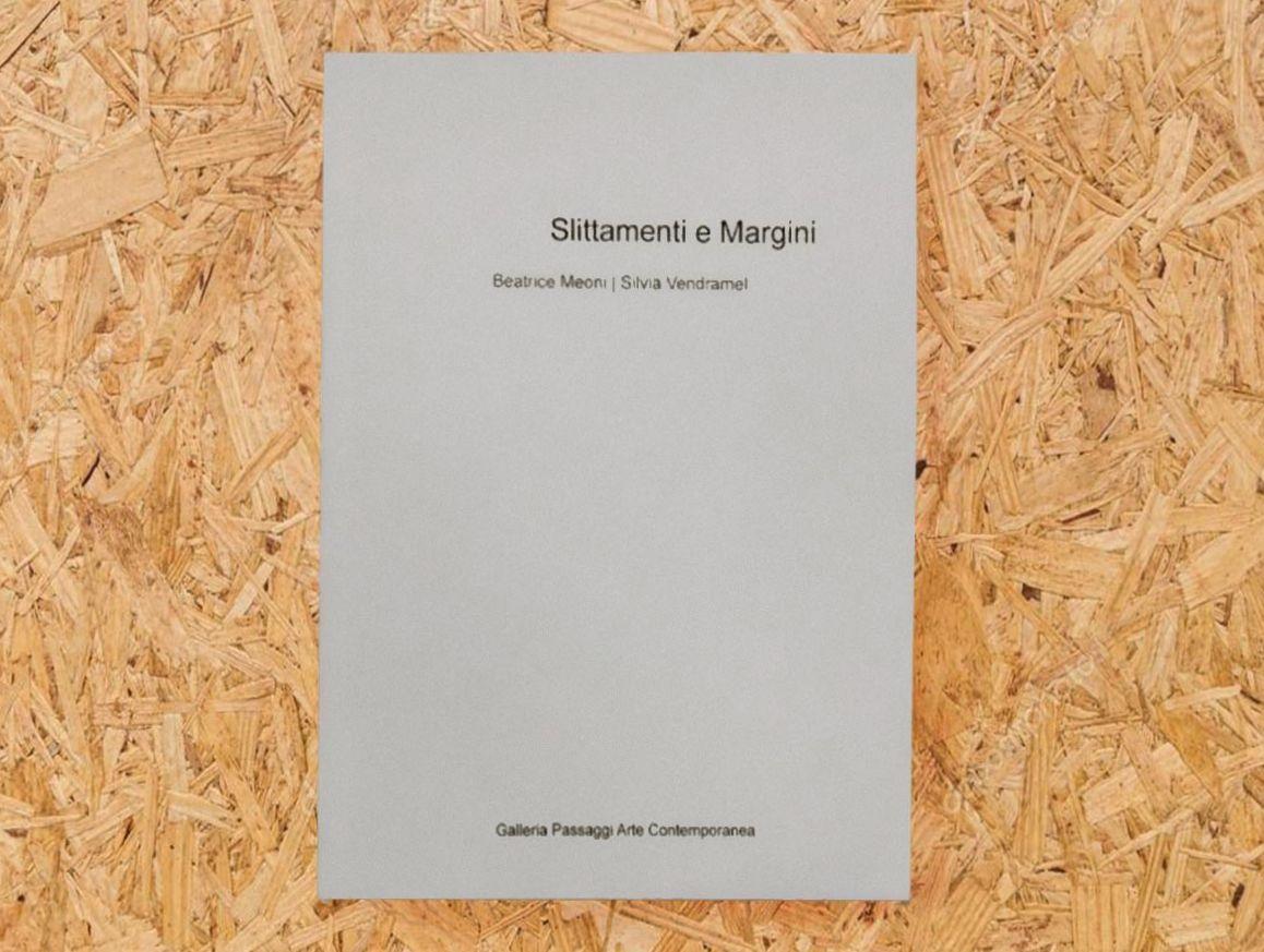 #SlittamentiEMargini oggi h.18 presentazione catalogo della mostra di #BeatriceMeoni e #SilviaVendramel @PassaggiArte a #Pisa in cui ho scritto un saggio #ArteContemporanea  https://t.co/cqCWrW0T9U