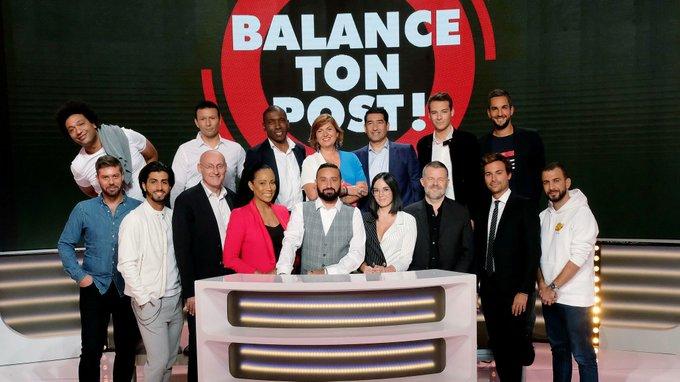 AUDIENCE - #BalanceTonPost au top hier soir sur @C8TV 🔝 🔴 1ère partie (22h35-23h30) : téléspectateurs ( de PdA) 🔴 2ème partie (23h35-01h55) : téléspectateurs ( de PdA) Photo