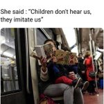 Image for the Tweet beginning: Something to think about....... #getcaughtreading #readingforpleasure