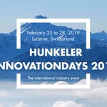 Image for the Tweet beginning: The Hunkeler innovationdays are now