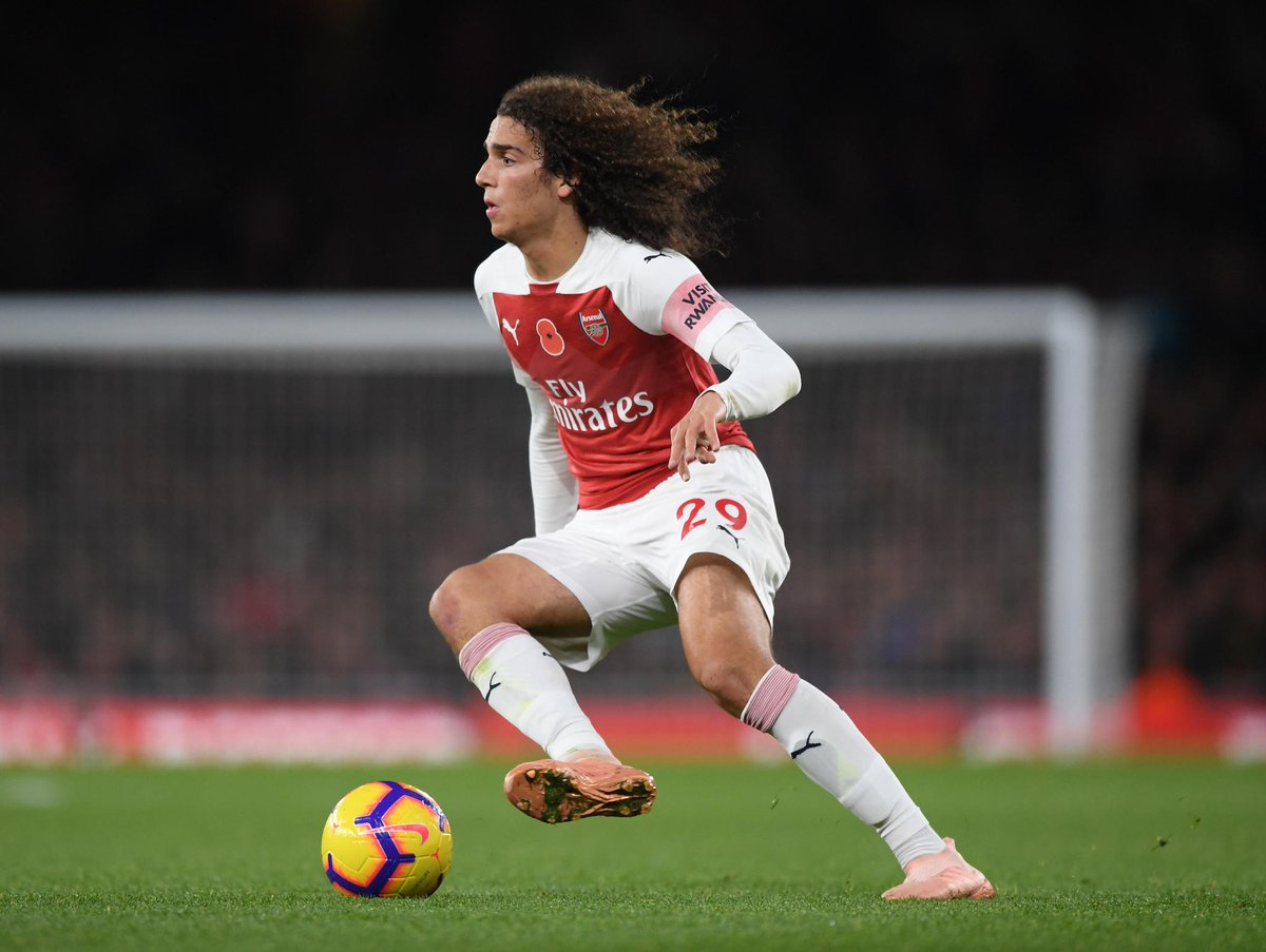 'Guendouzi has exuded great confidence'  @adrianjclarke takes a closer look at the youngster's start to #PL life with @Arsenal: https://t.co/PsN76Dp2dC