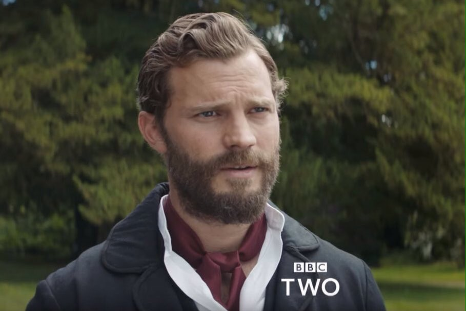 Jamie is one of the Associate Producers of #DeathAndNightingales.  So proud of this man #JamieDornan<br>http://pic.twitter.com/5J3vS8F62s