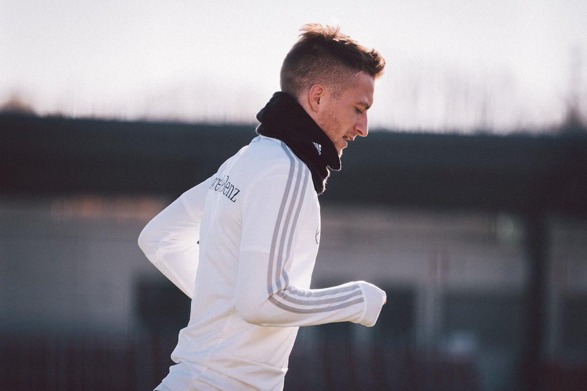 Nice to have @woodyinho back in team training this morning 💪 However, Julian #Draxler will no longer be joining up with the squad. #DieMannschaft #GERNED