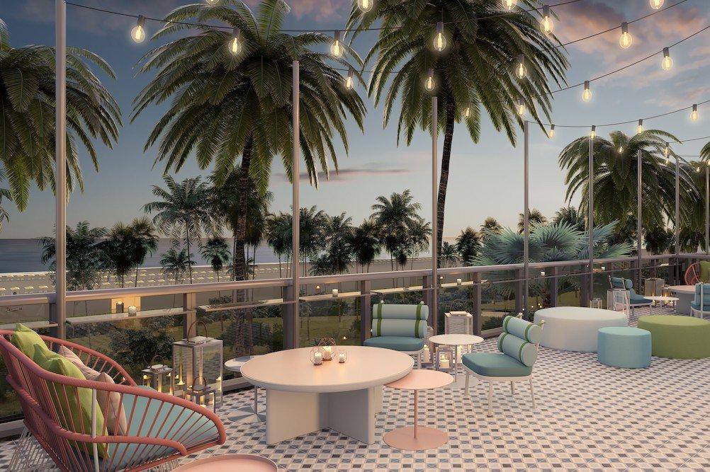 Confidante Miami Beach Debuts Mid