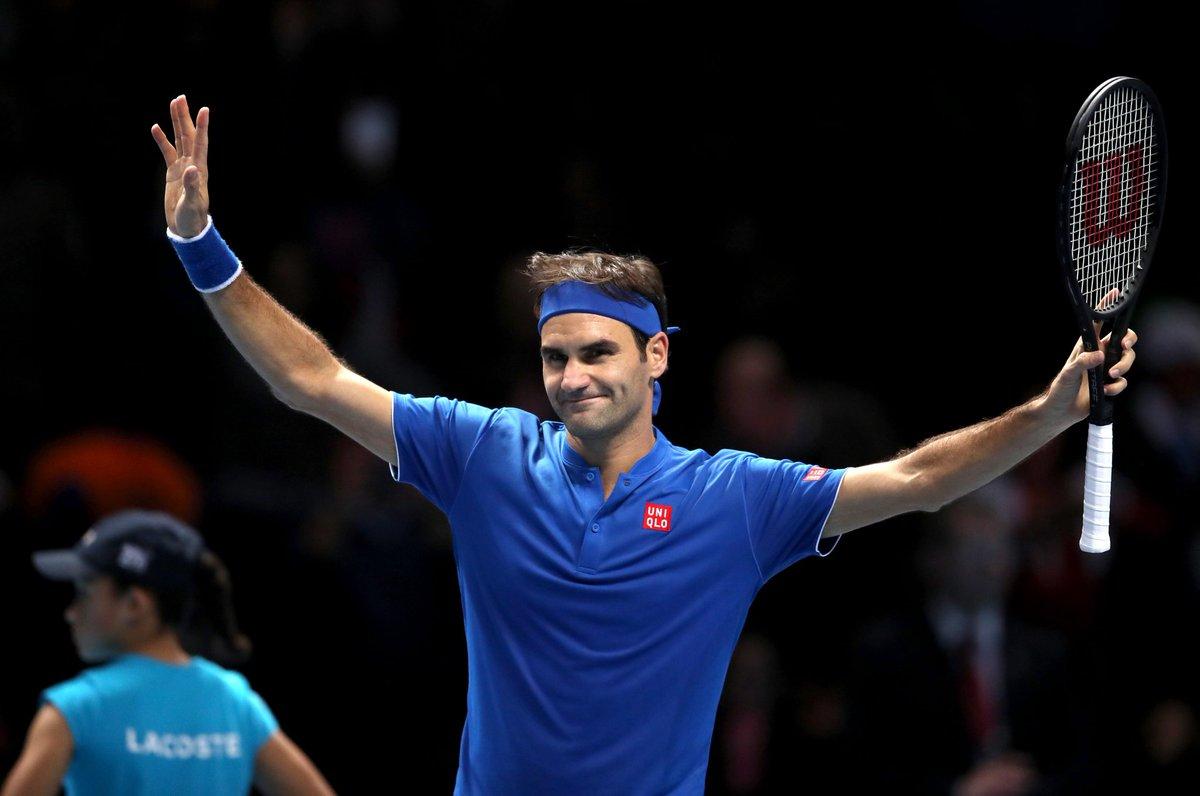 José Morgado's photo on Federer