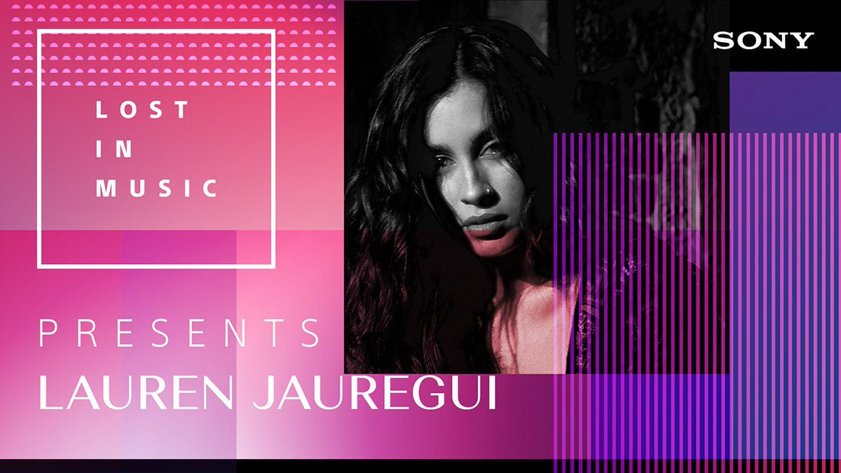 🎤 Just when you thought the weekend couldnt get any better, were giving away tickets to see the amazing @LaurenJauregui LIVE at our #LostInMusic NYC pop-up at 201 Mulberry Street this Tuesday, November 20. Grab them before theyre gone → go.sony.com/2Dqo36y