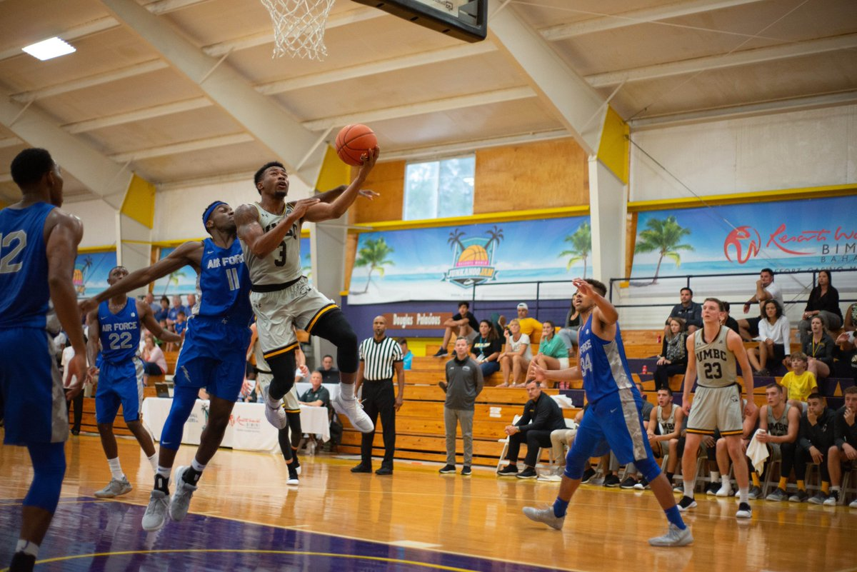 test Twitter Media - .@UMBC_MBB thrills in Bahamas opener.  https://t.co/xsXRFmmNes https://t.co/yCfEcKNz7P