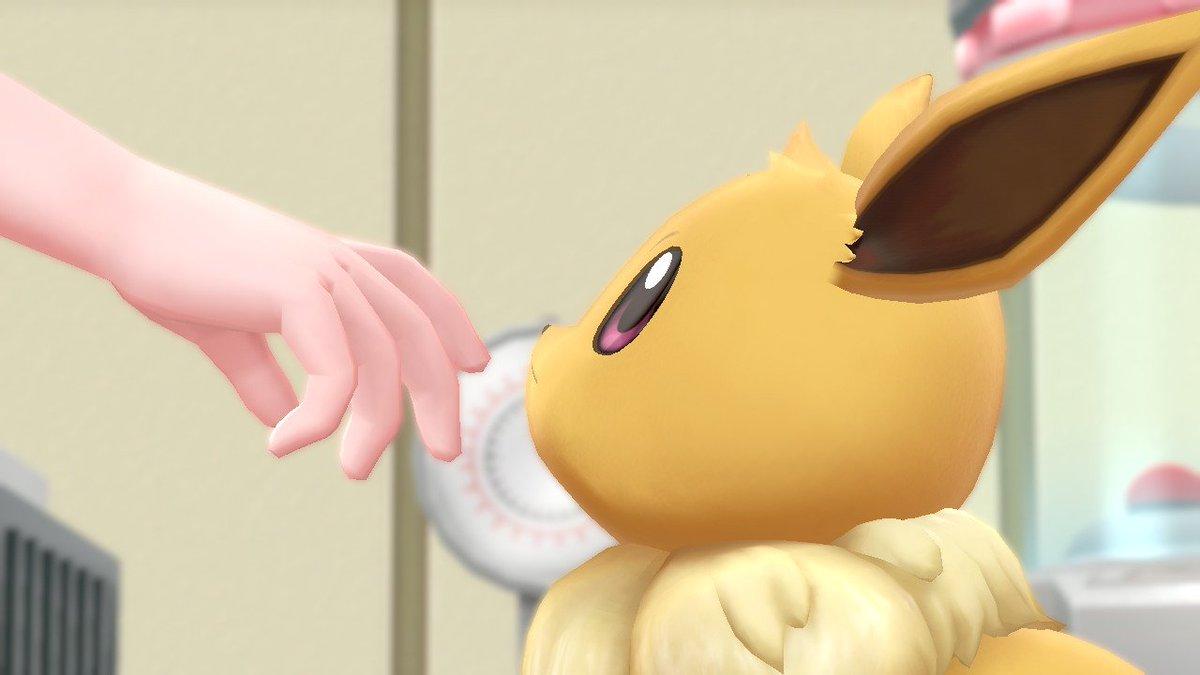 はあああああああああああああああああんんん!!!! #ピカブイ #NintendoSwitch