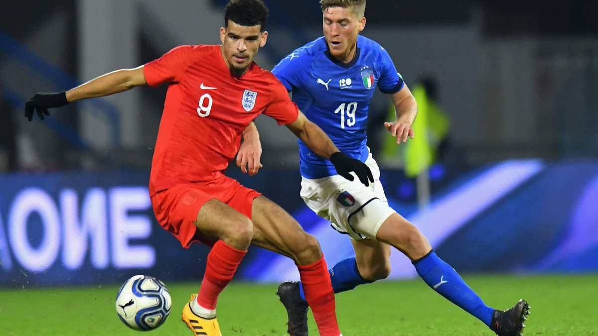 Deadly @DomSolanke! 🔥  Watch highlights from the #YoungLions' victory over Italy: https://t.co/lBM3ee2pV7 https://t.co/2yHTEfu74P