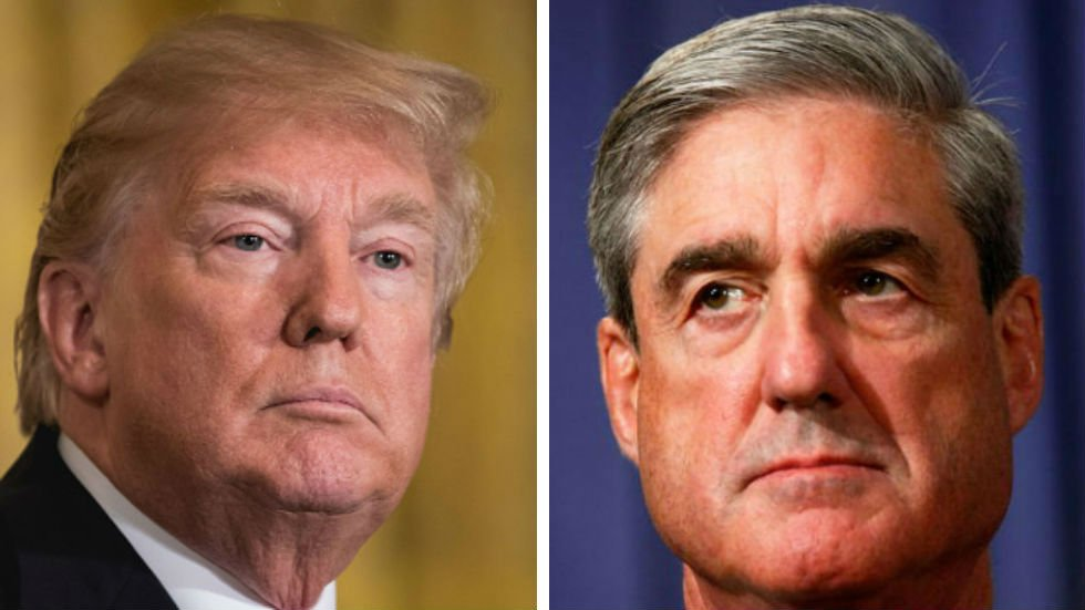 Trump to deliver Mueller questions next week https://t.co/bdCUzFRFKz https://t.co/hyOcqk4brr